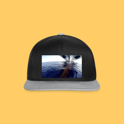 Frachtschiff Containerschiff - Snapback Cap