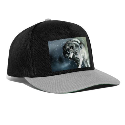 Wolf - Gorra Snapback