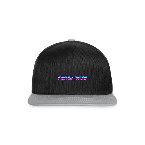 Nerd Hub 80's - Snapback Cap