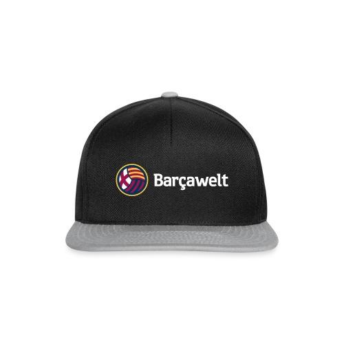 Barcawelt Logo mit Slogan - Snapback Cap