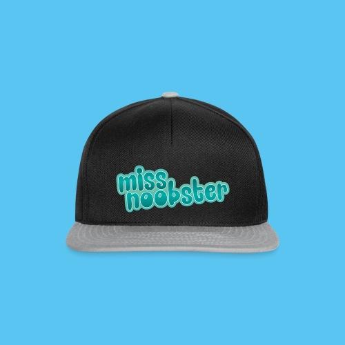 MissNoobster - Snapback Cap