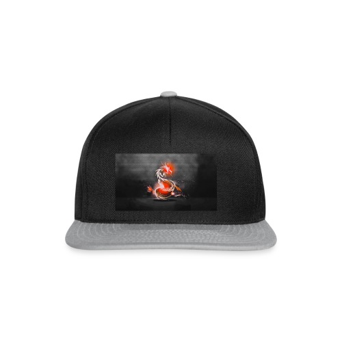 dark dragons - Snapback Cap