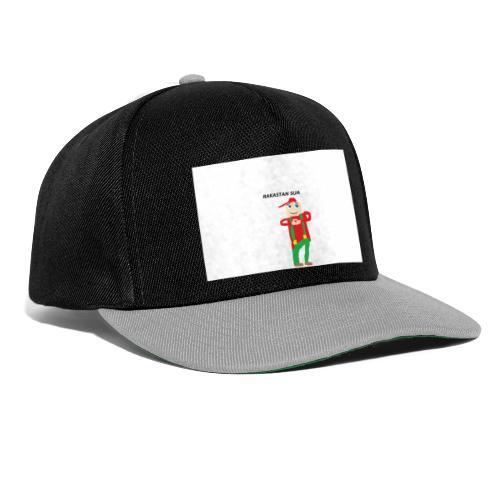 iloinen harri - Snapback Cap