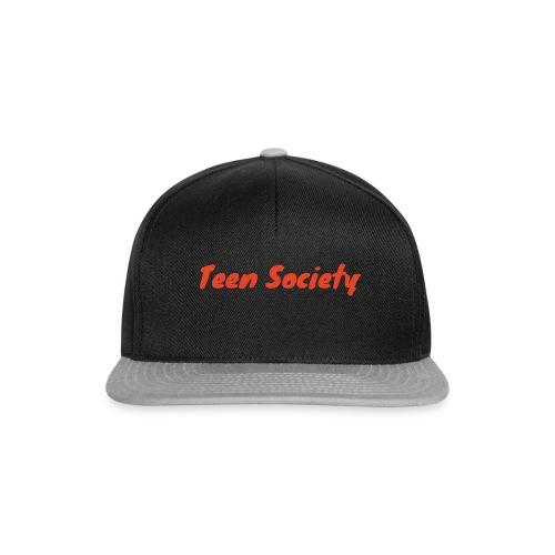 Teen Society - Snapback Cap