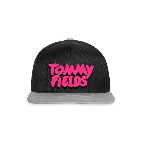 Signature tee - Snapback cap