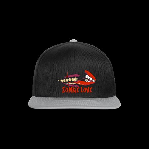 ZOMBIE LOVE - Gorra Snapback