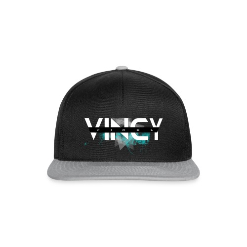 logo full png - Snapback Cap