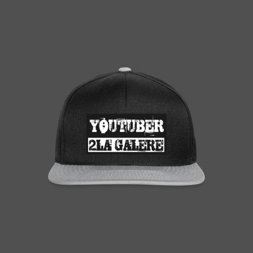 youtuber2lagalère - Casquette snapback