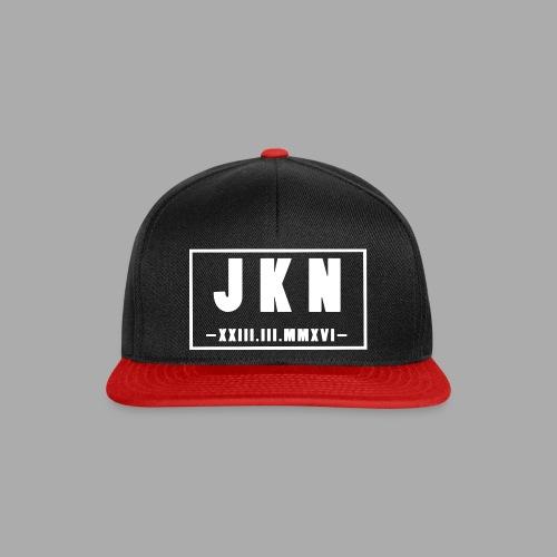 JKN CAP png - Snapback Cap