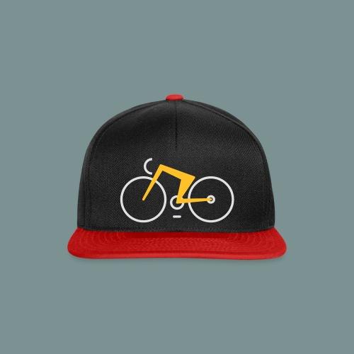Bikes against cancer - Snapback Cap