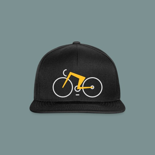 Bikes against cancer - Snapback Cap