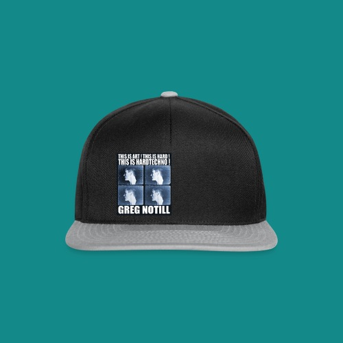 gregnotillbestteeshirtblue - Snapback Cap