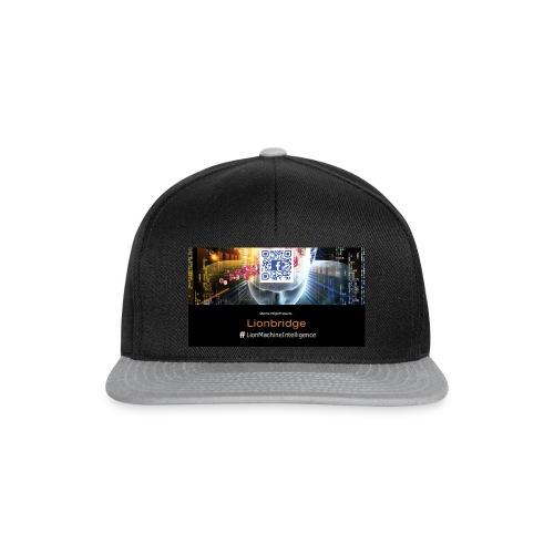 AI Logo - Snapback Cap