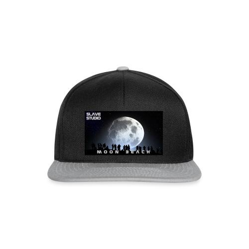 Moon beach - Snapback Cap