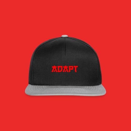 Adapt logo merch - Snapback cap