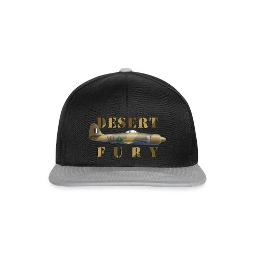 Desert Fury - Snapback Cap