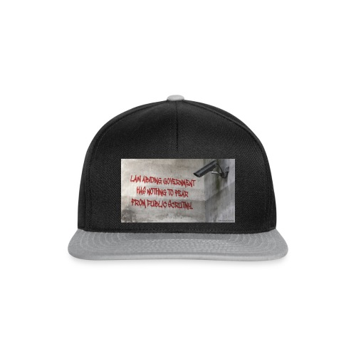 Nothing to Fear - Snapback Cap