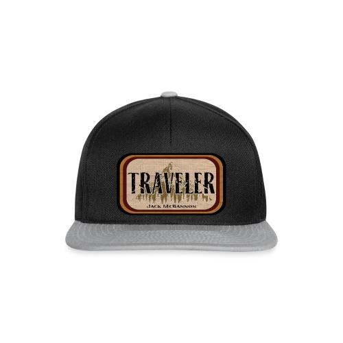 Jack McBannon -Traveler - Snapback Cap