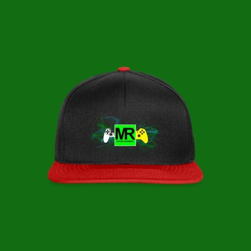 MRE Logo + Controller - Snapback Cap