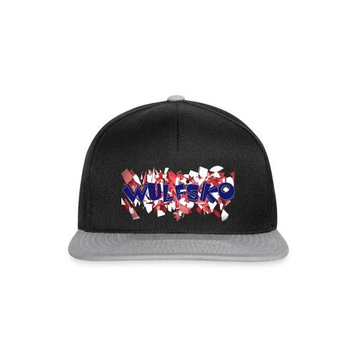 Wulfsko's Logo - Snapback Cap