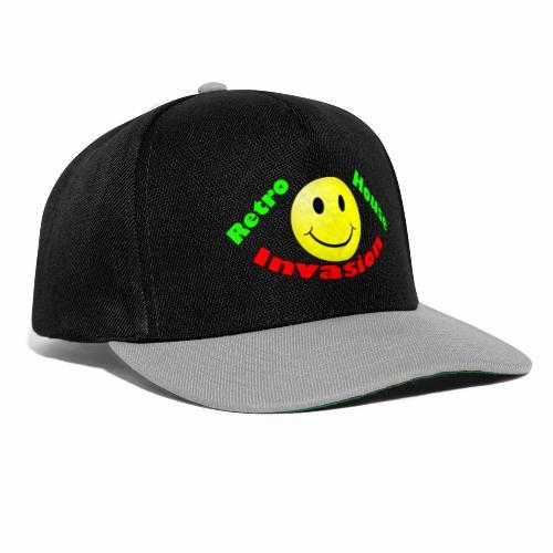 Retro House Invasion - Snapback cap