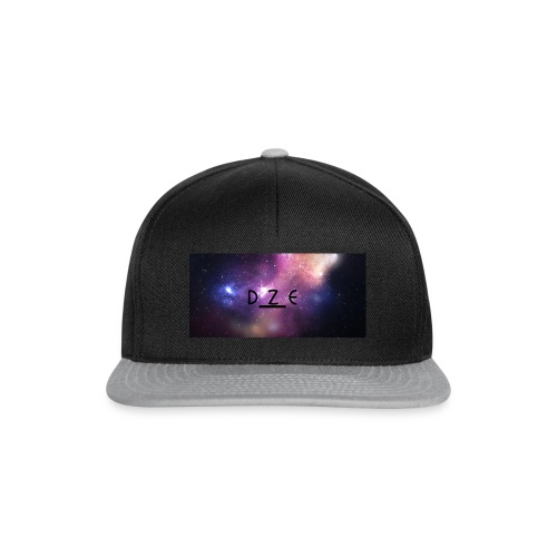 DZE_LOGO_SPACY_1-JPG - Snapback Cap