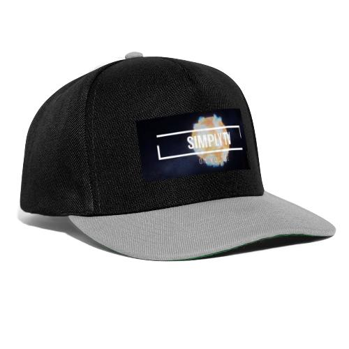 DESIGN SIMPLY-TV - Casquette snapback