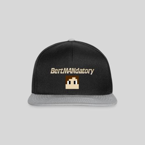 BertMANdatory Merch - Snapback Cap
