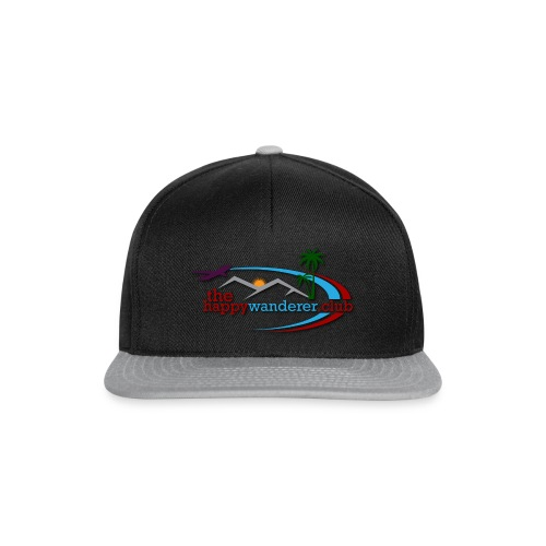 The Happy Wanderer Club - Snapback Cap