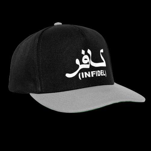 INFIDEL - Snapback Cap