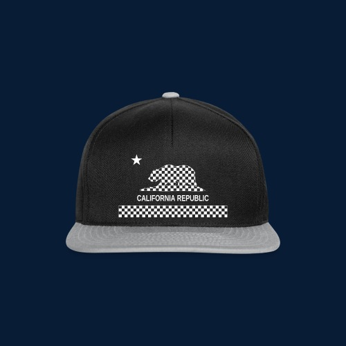 California Republic - Snapback Cap