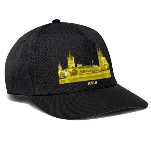 Köln Dom Rhein Nordrhein-Westfalen Deutschland - Snapback Cap