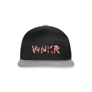 flowersWNKR - Snapback cap