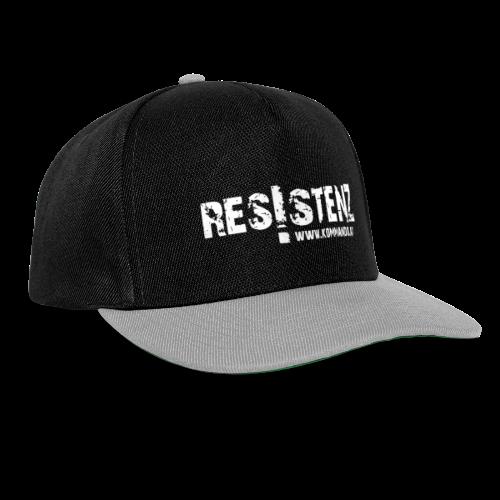 Resistenz - Snapback Cap