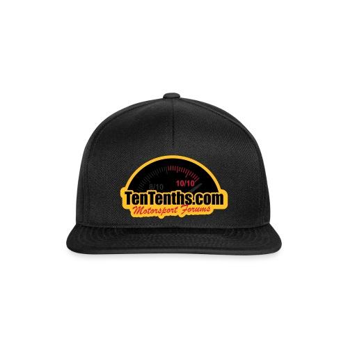 3Colour_Logo - Snapback Cap