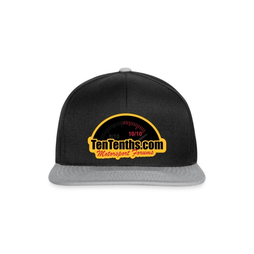 3Colour_Logo - Snapback Cap
