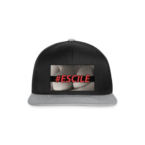 #ESCILEPILLOW - Snapback Cap