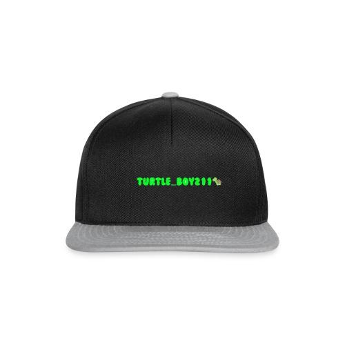 Turtle_Boy211 - Snapback Cap