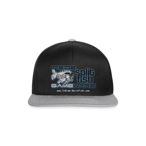 InSide SplitFish Collection - Snapback Cap