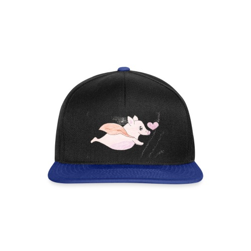 Kids for Kids: Flying Pigs - Snapback Cap