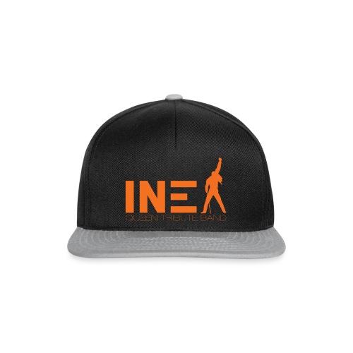 New Logo INEX sans fond orange QUEEN TRIBUTE BAND - Casquette snapback