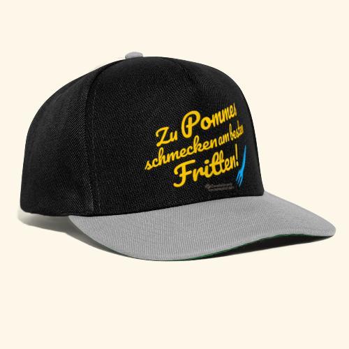 Pommes & Fritten   Geek T-Shirts - Snapback Cap