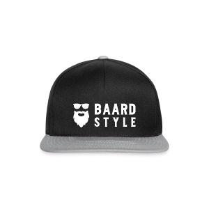 BaardStyle cap 1-white - Snapback cap