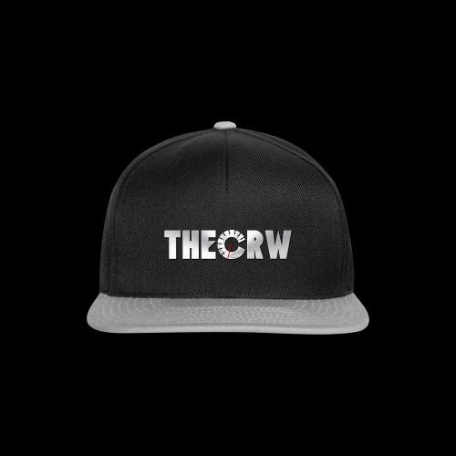 THECRW LOGO - Snapback Cap