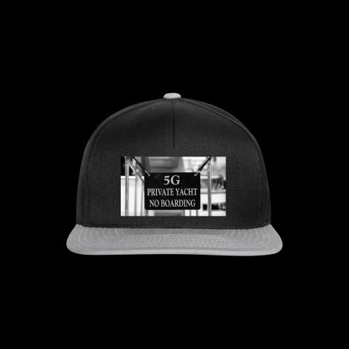 Monaco-Style - Snapback Cap
