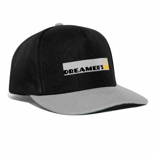 113372554 135123437 Logo DREAMER SLIFE GRIS - Casquette snapback