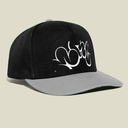 MRC throwup2 - Snapback Cap
