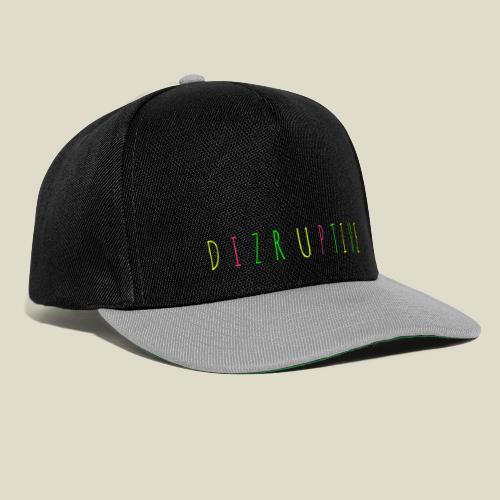 dizruptive bunt - Snapback Cap