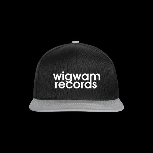 LOGO wigwam - Casquette snapback