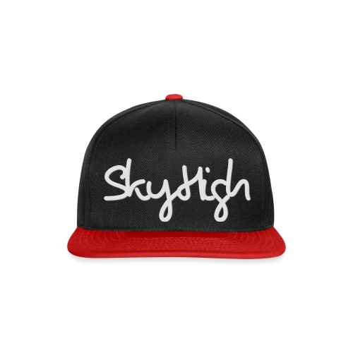 SkyHigh - Bella Women's Sweater - Light Gray - Snapback Cap